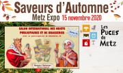Marché Saveurs d'Automne à Metz 57000 Metz du 15-11-2020 à 07:00 au 15-11-2020 à 17:00