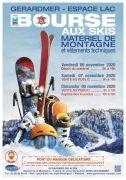 Bourse aux Skis de Gérardmer 88400 Gérardmer du 06-11-2020 à 09:00 au 08-11-2020 à 19:00