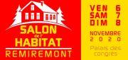 Salon de l'Habitat à Remiremont 88200 Remiremont du 06-11-2020 à 14:00 au 08-11-2020 à 19:00