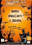 Marche Grimaçante Halloween à Cocheren 57800 Cocheren du 31-10-2020 à 17:30 au 31-10-2020 à 21:30