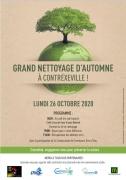 Grand Nettoyage d'Automne à Contrexéville 88140 Contrexéville du 26-10-2020 à 08:30 au 26-10-2020 à 11:30