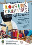 Salon des Loisirs Créatifs à Saint-Dié-des-Vosges 88100 Saint-Dié-des-Vosges du 13-11-2020 à 10:00 au 15-11-2020 à 18:00