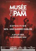 Exposition 1870 une Guerre Oubliée Pont-à-Mousson 54700 Pont-à-Mousson du 04-07-2020 à 14:00 au 14-11-2020 à 18:00