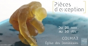 Exposition Pièces d'Exception à Colmar Eglise des Dominicains Place des Dominicains 68000 Colmar du 20-11-2020 à 10:00 au 30-12-2020 à 17:00