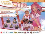 Metztorii à Metz : Convention Geek du Grand Est 57000 Metz du 31-10-2020 à 10:00 au 01-11-2020 à 19:00