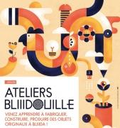 Ateliers Bliiidouilles à BLIIIDA Metz 57000 Metz du 31-10-2020 à 13:00 au 19-12-2020 à 20:00
