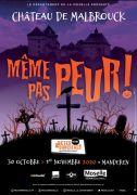 Halloween au Château de Malbrouck Manderen  57480 Manderen du 30-10-2020 à 14:00 au 01-11-2020 à 18:00