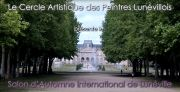Salon d'Automne International à Lunéville Version Virtuelle 54300 Lunéville du 01-11-2020 à 14:00 au 31-12-2020 à 18:30