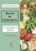 Marché des Producteurs Locaux à Neuves-Maisons 54230 Neuves-Maisons du 07-11-2020 à 08:00 au 15-06-2021 à 12:00