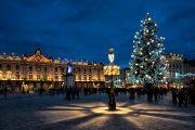 Le Sapin de Noël Place Stanislas Nancy 54000 Nancy du 13-11-2020 à 10:00 au 10-01-2021 à 18:00