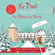 Noël Numérique au Château de Fléville