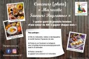 Concours Photo Ma Recette Saveurs Paysannes Meurthe-et-Moselle  du 02-12-2020 à 10:14 au 30-11-2021 à 10:14