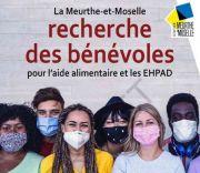 Appel Bénévoles Ehpad Meurthe-et-Moselle Meurthe-et-Moselle du 01-11-2020 à 10:00 au 01-03-2021 à 20:00