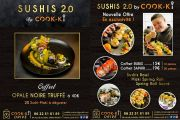 Coffrets Écrins Luxe Cook-ki Restaurant à emporter Nancy
