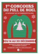 Concours du Pull de Noël Villers-les-Nancy 54600 Villers-lès-Nancy du 13-12-2020 à 10:00 au 20-12-2020 à 20:00