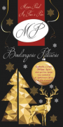 Noël Nouvel An Saint-Dié-des-Vosges à emporter Maison Poirel 88100 Saint-Dié-des-Vosges du 24-12-2020 à 10:00 au 03-01-2021 à 20:00