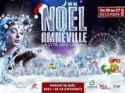 Marché de Noël Amnéville 57360 Amnéville du 09-12-2020 à 16:00 au 27-12-2020 à 21:00