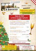 Noël Nouvel An Restaurant à emporter Auberge de Liézey 88400 Liézey du 24-12-2020 à 10:00 au 31-12-2020 à 20:00