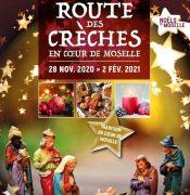 La Route des Crèches en Moselle 57500 Saint-Avold du 28-11-2020 à 10:00 au 02-02-2021 à 17:00