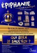 Qui sera le Saul'roi ? Fèves du Saulnois 57170 Château-Salins du 04-01-2021 à 10:00 au 24-01-2021 à 10:00