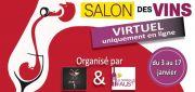 Salon des Vins virtuel en Moselle jedisvin 57915 Woustviller du 03-01-2021 à 08:00 au 17-01-2021 à 20:00