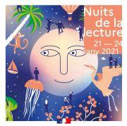 Nuits de la Lecture à Nancy 54000 Nancy du 21-01-2021 à 18:00 au 24-01-2021 à 22:00
