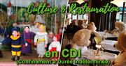 Culture et Restaurants en CDI Meurthe-et-Moselle, Vosges, Meuse, Moselle du 29-01-2021 à 10:00 au 30-04-2021 à 20:00