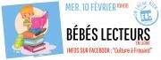 Bébés Lecteurs en Ligne Frouard 54390 Frouard du 10-02-2021 à 10:00 au 10-02-2021 à 10:30