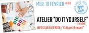 Atelier Réalisation Décoration Murale en Ligne Frouard 54390 Frouard du 10-02-2021 à 14:00 au 10-02-2021 à 14:30