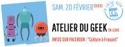 Atelier du Geek en Ligne Frouard 54390 Frouard du 20-02-2021 à 10:00 au 20-02-2021 à 12:00