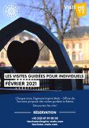 Visites Guidées Thématiques de Metz 57000 Metz du 02-02-2021 à 10:00 au 28-02-2021 à 18:00