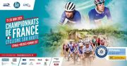 Championnats de France de Cyclisme sur Route à Épinal 88000 Epinal du 17-06-2021 à 10:00 au 20-06-2021 à 18:00