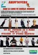 Activités Enfants Ados Talange Vacances d'Hiver 57525 Talange du 22-02-2021 à 10:00 au 05-03-2021 à 20:00