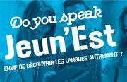 Do you Speak Jeun'Est plateforme linguistique Grand Est Meurthe-et-Moselle, Vosges, Meuse, Moselle du 08-03-2021 à 10:00 au 31-12-2021 à 20:00