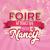 Foire Attractive de Nancy Ajournée