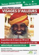Exposition Phototographique Visages d'Ailleurs à Jarny 54800 Jarny du 02-03-2021 à 10:00 au 30-04-2021 à 18:00