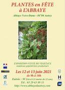 Plantes en Fête à l'Abbaye d'Autrey 88700 Autrey du 12-06-2021 à 09:00 au 13-06-2021 à 18:00