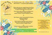 Restaurant Pâques Marville à emporter Auberge de Marville 55600 Marville du 03-04-2021 à 10:00 au 03-04-2021 à 18:00