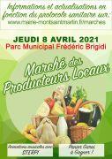 Marché des Producteurs Locaux à Mont-Saint-Martin 54350 Mont-Saint-Martin du 08-04-2021 à 15:00 au 31-12-2021 à 18:00