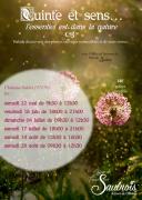 Balades Quinte et Sens à Château-Salins 57630 Haraucourt-sur-Seille du 22-05-2021 à 12:30 au 28-08-2021 à 12:30