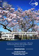Visites Guidées Thématiques de Metz 57000 Metz du 01-04-2021 à 10:00 au 30-04-2021 à 18:00