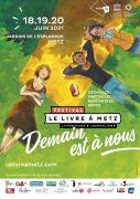 Le Livre à Metz 57000 Metz du 18-06-2021 à 10:00 au 20-06-2021 à 19:00