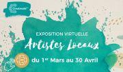 Exposition Virtuelle Artistes Locaux Creutzwald