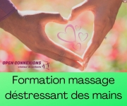 Formation Massage Déstressant des Mains à Lessy 57160 Lessy du 01-05-2021 à 14:00 au 01-05-2021 à 17:00