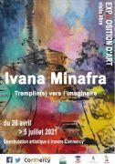 Exposition hors les murs Ivana Minafra à Commercy 55200 Commercy du 26-04-2021 à 10:00 au 05-07-2021 à 20:00