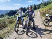 Randonnées en Moto Électrique dans les Vosges 88120 Le Syndicat du 21-04-2021 à 10:00 au 30-06-2021 à 18:00