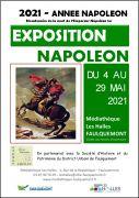 Exposition Napoléon à Faulquemont 57380 Faulquemont du 04-05-2021 à 10:00 au 29-05-2021 à 18:00
