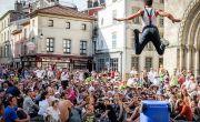 Festival Rues et Cies à Epinal 2021
