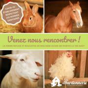 Visites Ferme Refuge La Hardonnerie à Vauquois 55270 Vauquois du 19-05-2021 à 10:00 au 15-11-2021 à 17:00