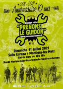 Anniversaire des 10 ans de Prenons le Guidon 57950 Montigny-lès-Metz du 11-07-2021 à 10:00 au 11-07-2021 à 18:00